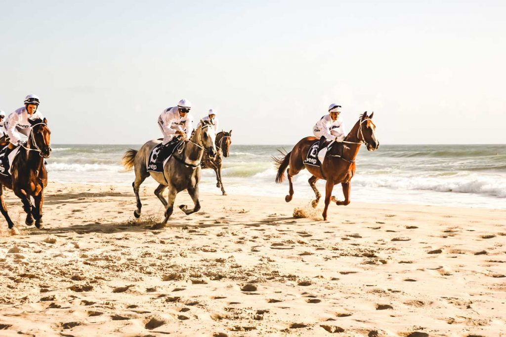 """Carreras de caballos """"per la Joia"""""""